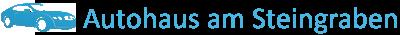 Logo vom Autohaus am Steingraben