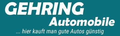 Logo vom Gehring Automobile