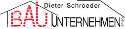 Logo vom Bauunternehmen Schroeder
